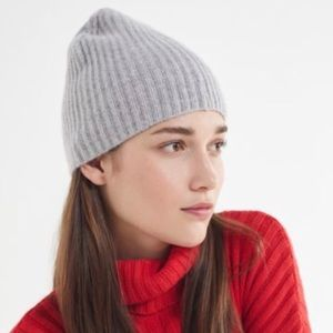Urban outfitters cashmere beanie